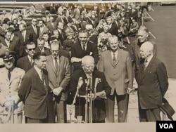 赫鲁晓夫1959年访问美国