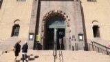 دادگاه حمید نوری در سوئد (آرشیو)
