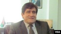 عبدالرزاق صمدی، رئیس شرکت د افغانستان برشنا