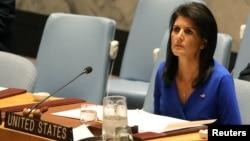 Nikki Haley critica incapacidade da ONU