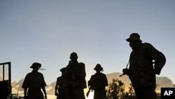 肯尼亞稱索馬里激進份子在逃離