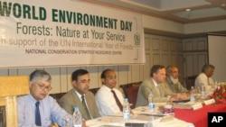 پاکستان، قدرتی جنگلات میں سالانہ ستائیس ہزار ہیکٹر کمی