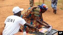 Uchaguzi nchini Burundi