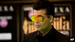 Sutradara film terkemuka Bollywood, Karan Johar menghadiri festival film di Madrid, Spanyol (foto: ilustrasi).