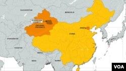Shanshan County, Xinjiang Province, China