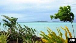 Dünya Yeni Yıla Samoa ve Tokelau'dan Girdi