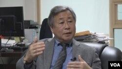 김숙 전 유엔주재 대사.