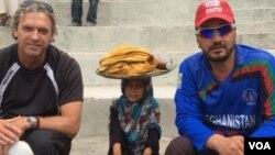 . په کابل کې زما ډیر قدر شویدی او زه د افغانستان د کرکټ راتلونکې ته ډیر خوشبینه یم