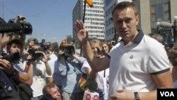 Lãnh đạo đối lập Alexei Navalny