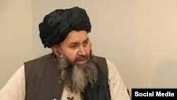 ملا حسن رحمانی یکی از پیشگامان تحریک طالبان بود.