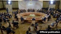 Саммит Россия-АСЕАН в Сочи