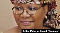 Malangu Kabedi -Mbuyi atiami mokambi ya Banque centrale ya Congo le 7 juillet 2021, ezwami na son copmte Twitter na ye.