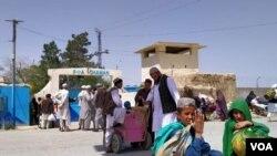 سرحد کی جزوی بحالی سے صرف وہ افغان شہری مستفید ہوسکتے ہیں۔ جو کہ لاک ڈاون کے باعث پاکستان میں پھنس گئے تھے۔