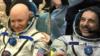340 دنوں بعد مدار سے امریکی و روسی خلاباز کی زمین پر واپسی