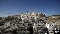 Sporna izraelska naselja u blizini Jerusalima, 8. decembar 2010.