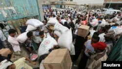 BM Gıda Programı, Aralık ayında Yemen'de 9.5 milyon kişiye gıda yardımı yapıldığını duyurdu.