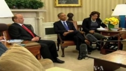 Obama, Hadi Discuss Yemen Counterterrorism, Yemen Reconciliation Steps