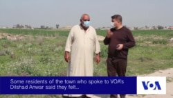 IS Allegedly Fires Chemical Weapons