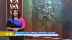 Washington Forum | jeudi 7 mars 2019 | Y a-t-il un tabou autour du harcèlement sexuel en Afrique ?