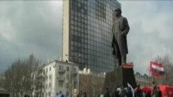 Glas naroda na ulicama Donjetska