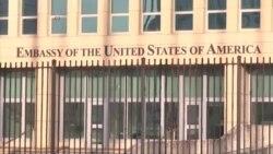 US Cuba Diplomats