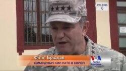 НАТО: Не бачимо відведення російських військ