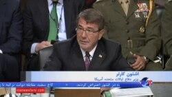"""وزیر دفاع آمریکا: کردهای سوریه """"متحدان ارزشمند"""" ما علیه داعش هستند"""
