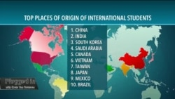 Do Foreign Students Feel Welcome in the US?