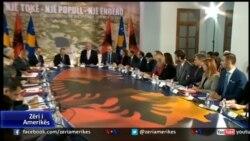 Shqipëri-Kosovë, mbledhje e të dy qeverive