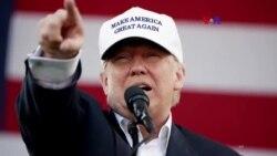 O filme da campanha de Donald Trump