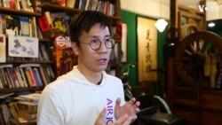 """专访曾志豪:""""拖着脚镣去跳舞""""的香港媒体"""