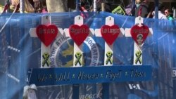 Boston Hosts Marathon One Year After Bombing