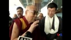 2016-01-19 美國之音視頻新聞: 西藏流亡精神領袖達賴喇嘛赴美體檢