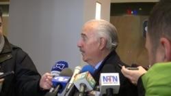 Pastrana visita la CIDH en favor de oposición venezolana