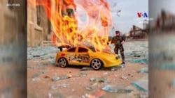 Լուսանկարիչը ներկայացնում է պատերազմը՝ երեխաների աչքերով իր «War Toys» շարքով