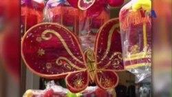 Sản phẩm TQ bị tẩy chay trong mùa mua sắm trước Tết Trung Thu
