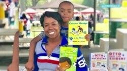 Как американка из Кливленда возвращает детям интерес к чтению?