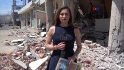 Damnificados de terremoto están preocupados por su futuro