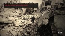 SYRIA: Shekaru 7 Da Fara Rikicin Da Ya-Ki-Ci Ya-Ki-Cinyewa