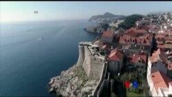 ႐ုပ္႐ွင္႐ိုက္သူေတြ မ်က္စိက်တဲ့ Dubrovnik ၿမိဳ႕