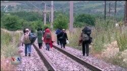 Vështirësitë e emigrantëve në Maqedoni