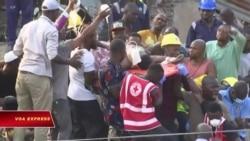 Nigeria: Sập nhà, ít nhất 8 người chết