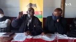 Gideon Ngwenya: Kumele iZanu PF Ikhulume Lathi Esalwa Impi Yenkululeko