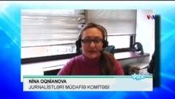 Nina Oqnyanova ilə müsahibə