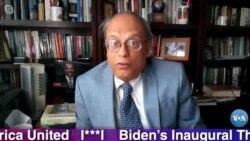 Interview with Mehnaaz Momen on Inauguration of Joe Biden 1