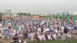 Pakistan zindabad rally in mardan