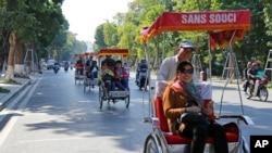 Du khách Trung Quốc tại Việt Nam