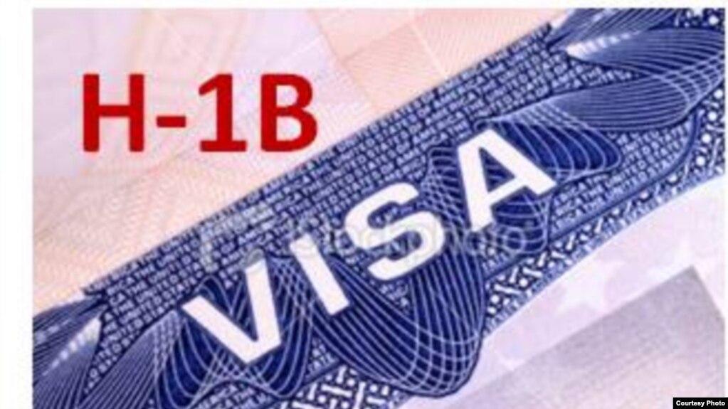 Visa cho người không định cư H-1B cho phép các công ty Mỹ thuê mướn nhân công có trình độ sau đại học sang làm việc trong các lĩnh vực chuyên môn hóa, bao gồm công nghệ thông tin, y dược, kỹ sư và toán học.