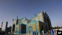 هفده تن طی یک انفجار در شهر مزار شریف کشته و زخمی شدند