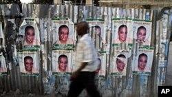 海地舉行大選。